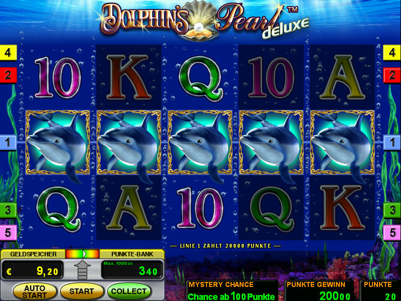 Dolphins Pearl Deluxe 2 Online